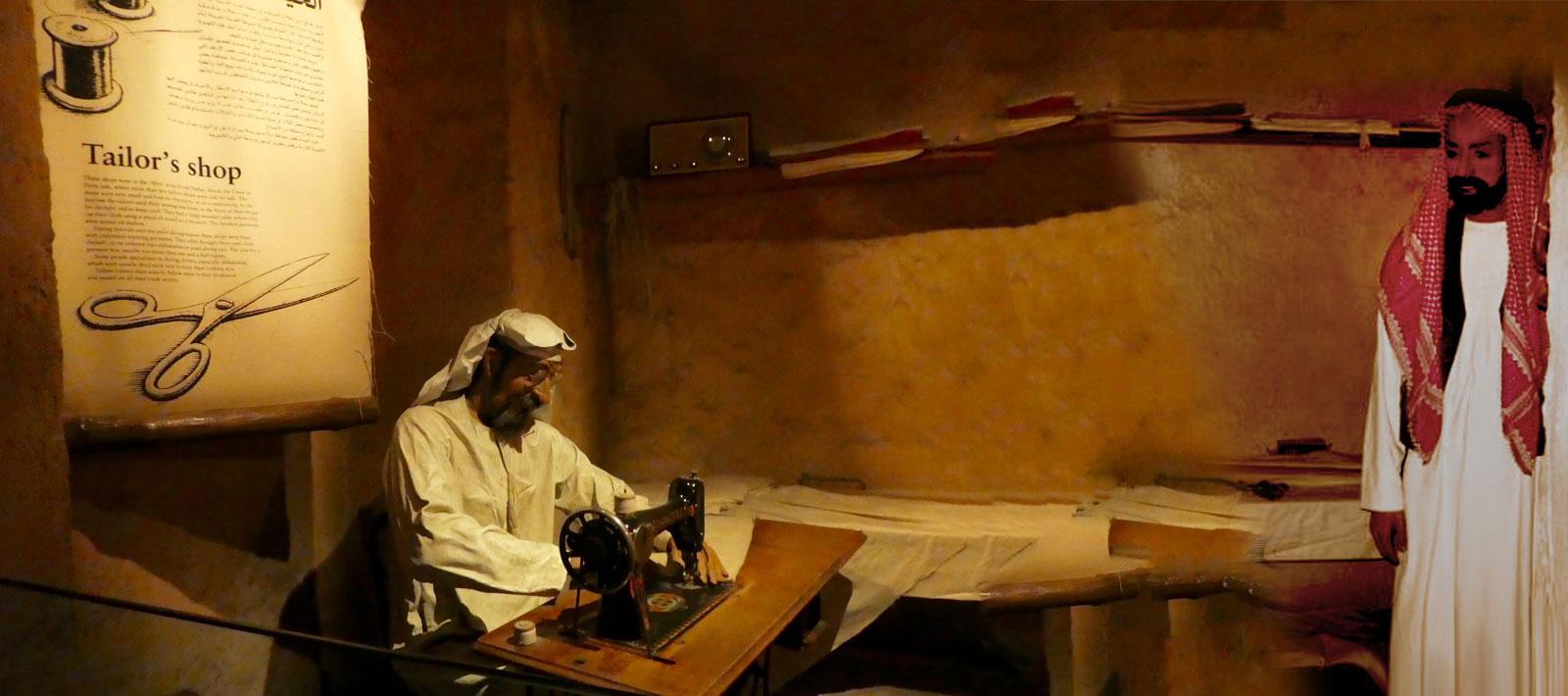 Al Madani Ancient Tailors in Dubai